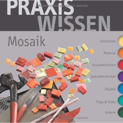 Bruno Rodi - PraxisWissen Mosaik: Geschichte-Material-Grundtechniken-Spezialtechniken-Objekte-Tipps und Tricks-Galerie - Preis vom 07.04.2020 04:55:49 h