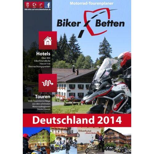 Thomas Klein - Biker-Betten Deutschland 2014: Motorrad-Tourenplaner - Preis vom 19.10.2020 04:51:53 h