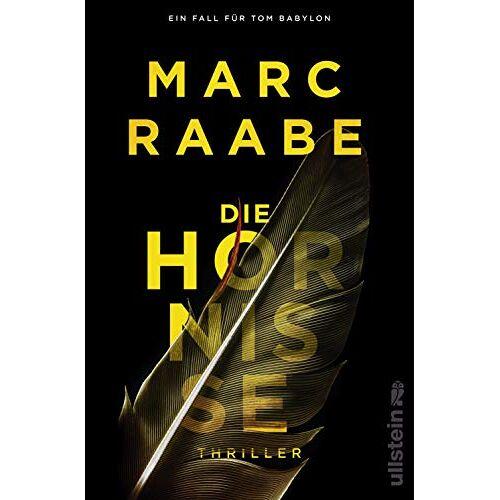 Marc Die Hornisse: Thriller (Tom Babylon-Serie, Band 3) - Preis vom 14.05.2021 04:51:20 h