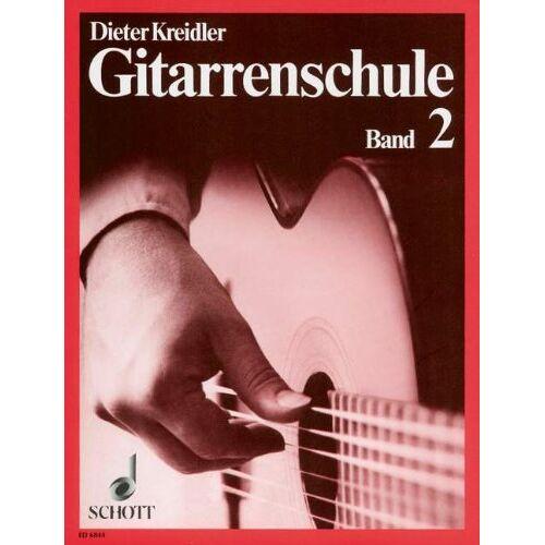 Dieter Kreidler - Gitarrenschule: für Einzel- oder Gruppenunterricht. Band 2. Gitarre. - Preis vom 10.04.2021 04:53:14 h