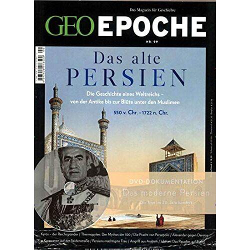 GEO Epoche mit DVD - GEO Epoche mit DVD 99/2019 Das alte Persien - Preis vom 13.05.2021 04:51:36 h