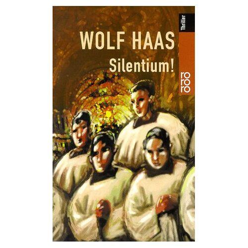Wolf Haas - Silentium. - Preis vom 25.01.2021 05:57:21 h