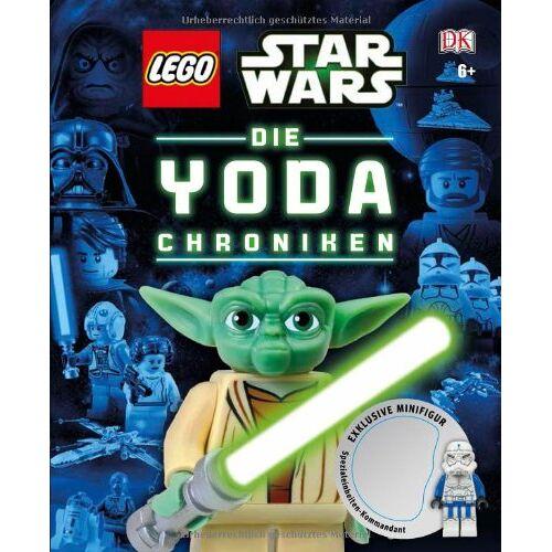 Daniel Lipkowitz - LEGO Star Wars Die Yoda-Chroniken, mit Minifigur! - Preis vom 12.04.2021 04:50:28 h