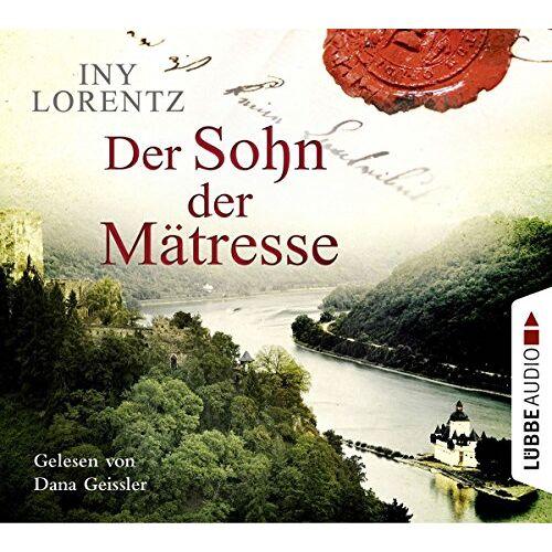 Iny Lorentz - Der Sohn der Mätresse - Preis vom 27.02.2021 06:04:24 h