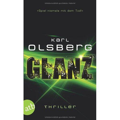 Karl Olsberg - Glanz: Thriller - Preis vom 19.04.2021 04:48:35 h