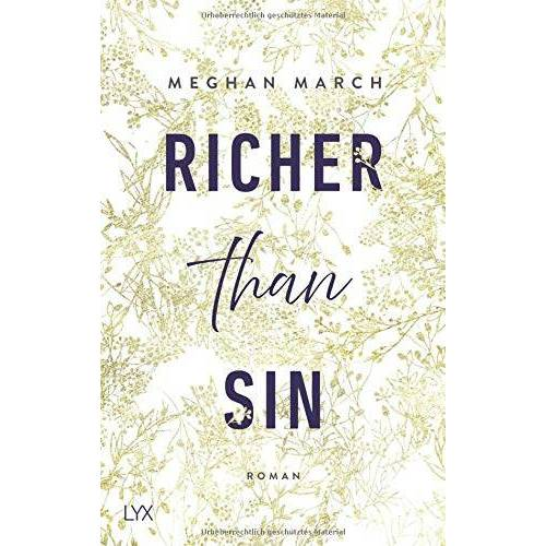 Meghan March - Richer than Sin (Richer-than-Sin-Reihe, Band 1) - Preis vom 10.05.2021 04:48:42 h
