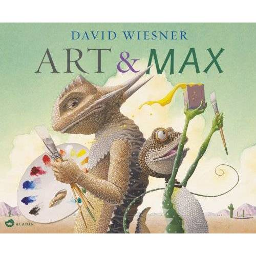 David Wiesner - ART & MAX - Preis vom 05.05.2021 04:54:13 h