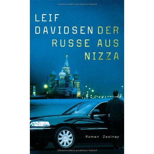 Leif Davidsen - Der Russe aus Nizza: Roman - Preis vom 03.09.2020 04:54:11 h