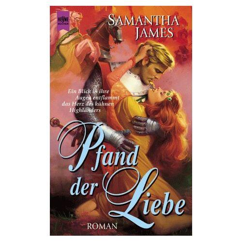 Samantha James - Pfand der Liebe - Preis vom 18.04.2021 04:52:10 h