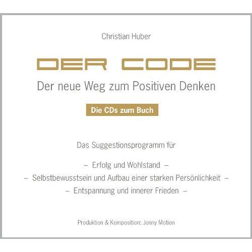 Christian Huber - Der Code - Das Suggestionsprogramm - Preis vom 05.03.2021 05:56:49 h