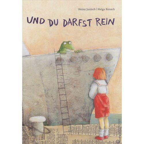 Heinz Janisch - Und du darfst rein!: Ein Einzähreim - Preis vom 05.05.2021 04:54:13 h