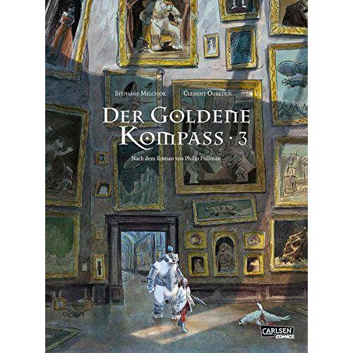 Philip Pullman - Der goldene Kompass (Comic) 3 - Preis vom 17.01.2020 05:59:15 h