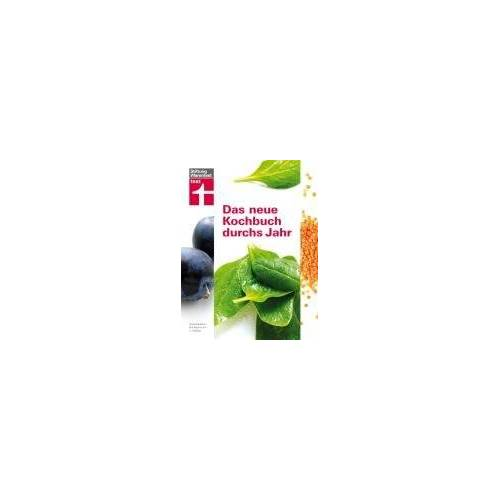 Stiftung Warentest - Das neue Kochbuch durchs Jahr - Preis vom 05.09.2020 04:49:05 h
