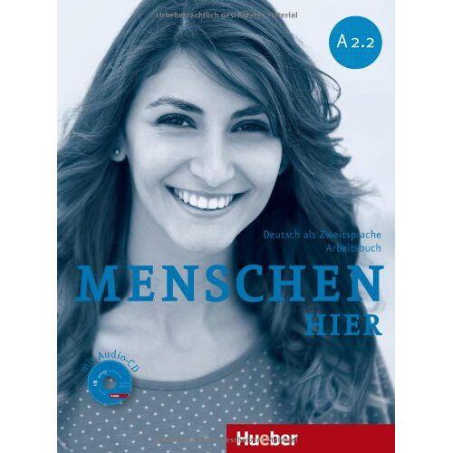 Anna Breitsameter - Menschen hier, Bd.A2.2 : Arbeitsbuch, m. Audio-CD - Preis vom 06.09.2020 04:54:28 h