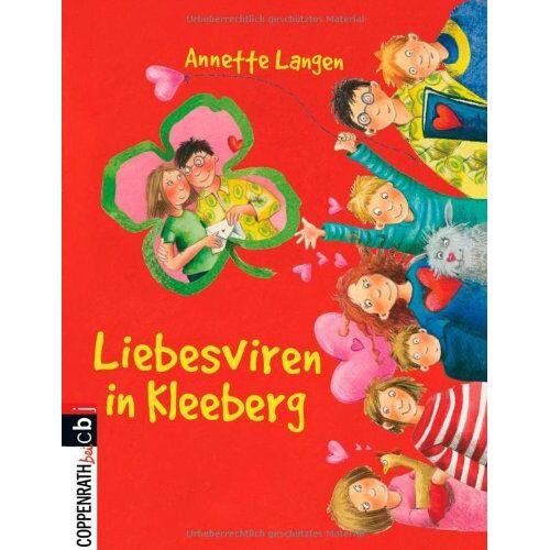 Annette Langen - Liebesviren in Kleeberg - Preis vom 11.05.2021 04:49:30 h