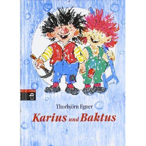 Thorbjörn Egner - Karius und Baktus - Preis vom 22.01.2021 05:57:24 h