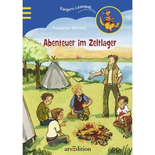 Friederike Wilhelmi - Abenteuer im Zeltlager - Preis vom 10.09.2020 04:46:56 h