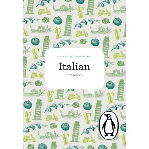 Norman The Penguin Italian Phrasebook (Phrase Book, Penguin) - Preis vom 01.03.2021 06:00:22 h