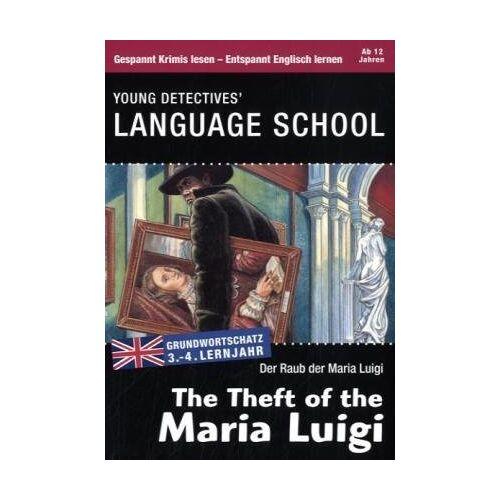 - The Theft of Maria Luigi - Der Raub der Maria Luigi - Preis vom 24.02.2021 06:00:20 h