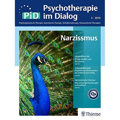 Maria Borcsa - Narzissmus: PiD - Psychotherapie im Dialog - Preis vom 01.11.2020 05:55:11 h
