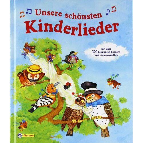 - Unsere schönsten Kinderlieder: mit über 100 bekannten Liedern mit Noten und Gitarrengriffen: Mit über 100 bekannten Liedern und Gitarrengriffen - Preis vom 23.02.2021 06:05:19 h