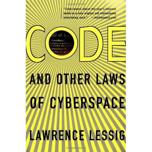 Lawrence Lessig - Code and Other Laws of Cyberspace - Preis vom 03.05.2021 04:57:00 h