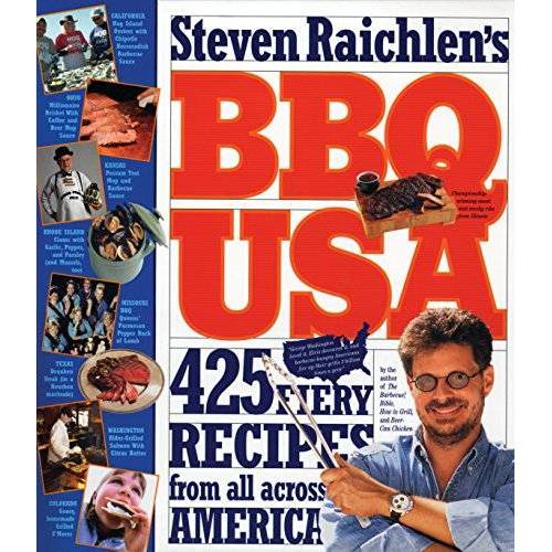 Steven Raichlen - BBQ USA - Preis vom 25.02.2021 06:08:03 h