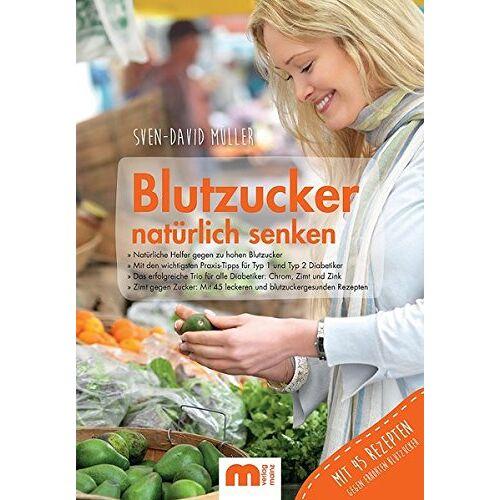 Sven-David Müller - Blutzucker natürlich senken - Preis vom 16.01.2021 06:04:45 h