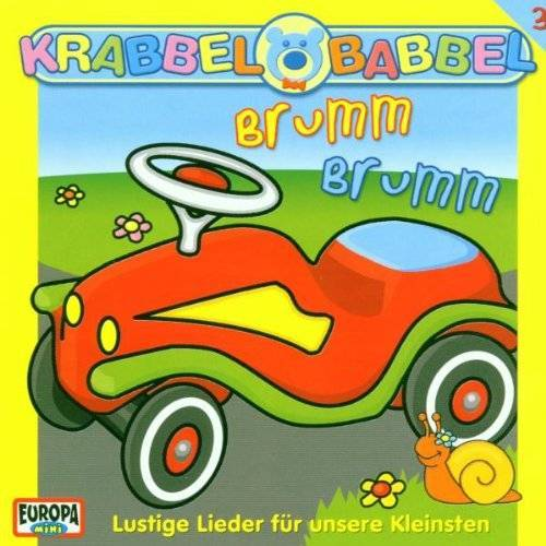 Krabbel Babbel Chor - Krabbel-Babbel 3/Brumm Brumm - Preis vom 28.02.2021 06:03:40 h