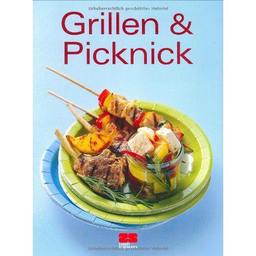Schlinz, Alexandra [Red.] - Grillen & Picknick - Preis vom 11.04.2021 04:47:53 h