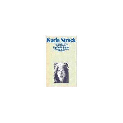Karin Struck - Karin Struck. - Preis vom 21.10.2020 04:49:09 h