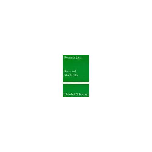 Hermann Lenz - Dame und Scharfrichter - Preis vom 13.05.2021 04:51:36 h
