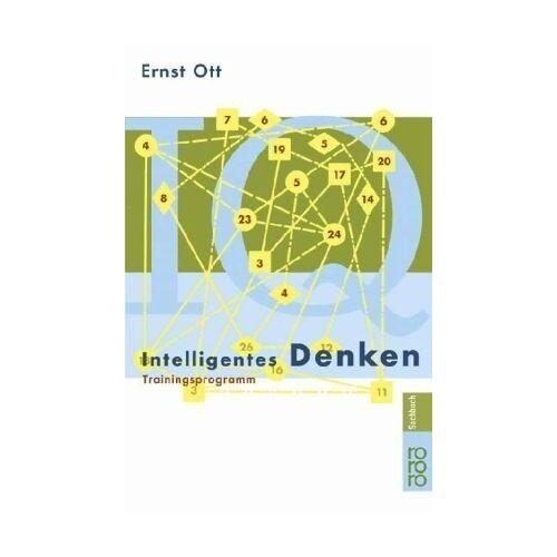 Ernst Ott - Intelligentes Denken - Preis vom 21.10.2020 04:49:09 h