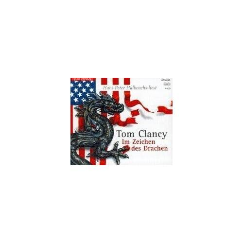 Tom Clancy - Im Zeichen des Drachen. 4 CDs - Preis vom 20.10.2020 04:55:35 h