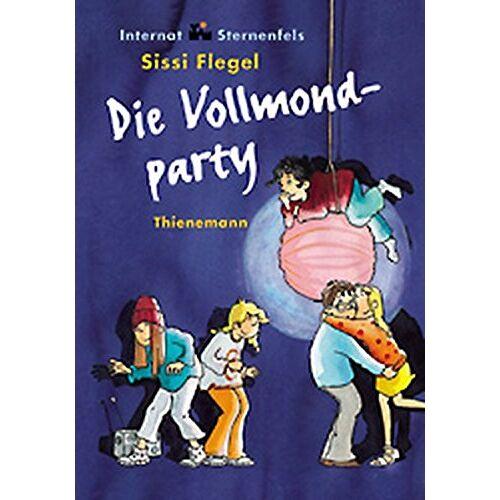 Sissi Flegel - Internat Sternenfels. Die Vollmondparty - Preis vom 04.09.2020 04:54:27 h