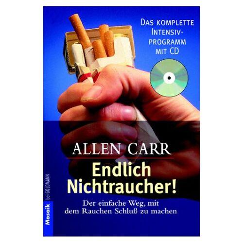 Allen Carr - Endlich Nichtraucher! - Preis vom 16.05.2021 04:43:40 h