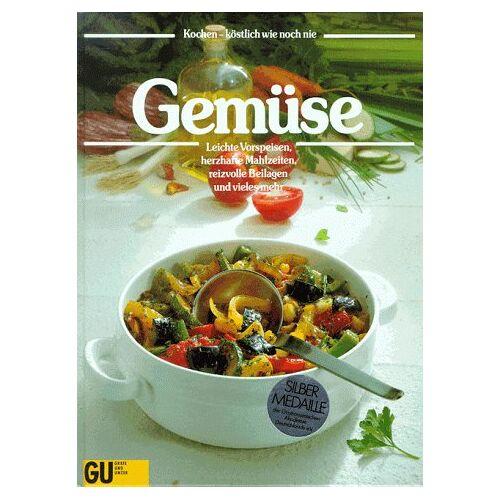 - Gemüse. Das große GU Bildkochbuch - Preis vom 21.10.2020 04:49:09 h