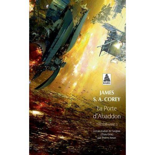 - The Expanse, Tome 3 : La porte d'Abaddon - Preis vom 07.03.2021 06:00:26 h