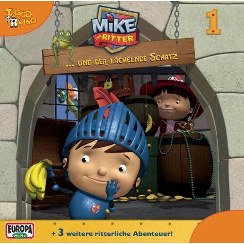 der Ritter Mike - 01/und der Lächelnde Schatz - Preis vom 18.04.2021 04:52:10 h