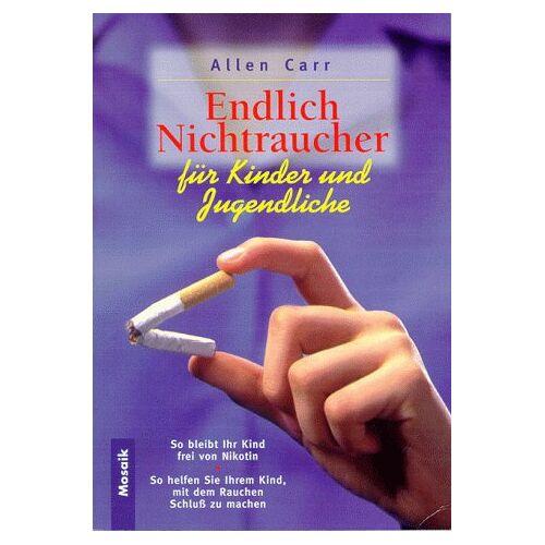 Allen Carr - Endlich Nichtraucher für Kinder und Jugendliche - Preis vom 11.04.2021 04:47:53 h