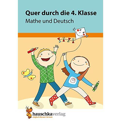 Tina Harder - Quer durch die 4. Klasse, Mathe und Deutsch - Übungsblock (Lernspaß Übungsblöcke) - Preis vom 06.05.2021 04:54:26 h