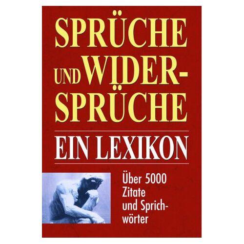 Wüst, Hans Werner - Das grosse Zitaten Lexikon. Über 5000 Zitate und Sprichwörter - Preis vom 04.10.2020 04:46:22 h