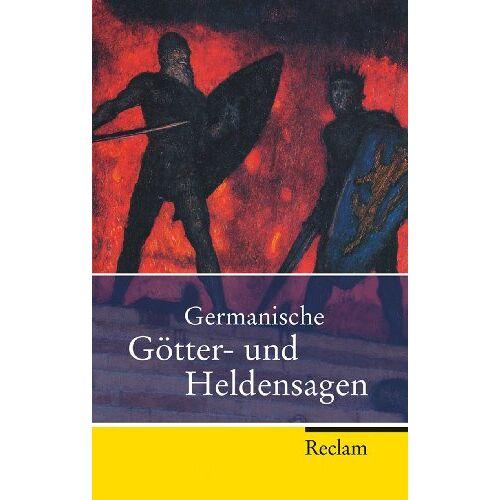 Reiner Tetzner - Germanische Götter- und Heldensagen: Nach den Quellen neu erzählt von Reiner Tetzner - Preis vom 16.05.2021 04:43:40 h