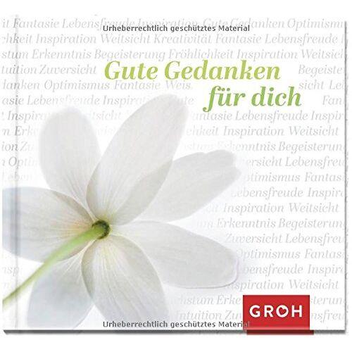 Benedikt Ambacher - Gute Gedanken für dich - Preis vom 05.05.2021 04:54:13 h