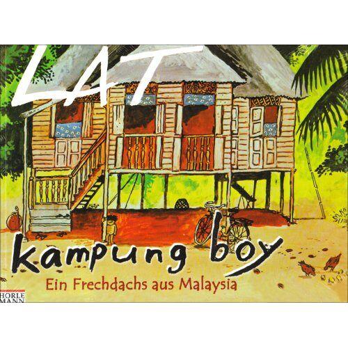 - Kampung Boy – Der Frechdachs aus Malaysia: Cartoon aus Malaysia - Preis vom 04.09.2020 04:54:27 h