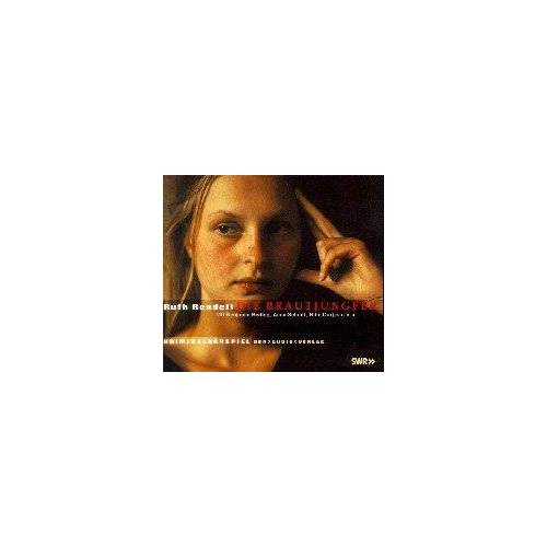 Ruth Rendell - Die Brautjungfer, 2 Audio-CDs - Preis vom 21.10.2020 04:49:09 h