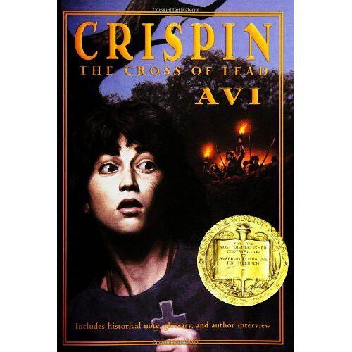 Avi - Crispin: The Cross of Lead (Crispin (Paperback)) - Preis vom 18.04.2021 04:52:10 h
