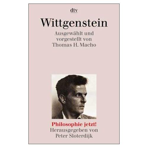 Ludwig Wittgenstein - Wittgenstein. Philosophie jetzt! - Preis vom 07.05.2021 04:52:30 h