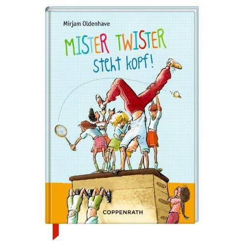 Mirjam Oldenhave - Mister Twister 02. Mister Twister steht kopf! - Preis vom 21.10.2020 04:49:09 h