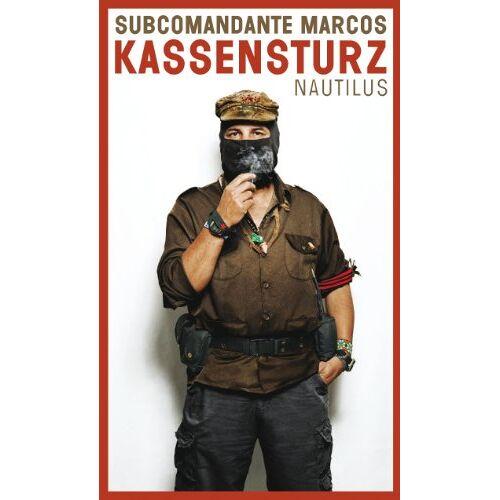 Subcomandante Marcos - Kassensturz: Interviews mit Laura Castellanos - Preis vom 06.03.2021 05:55:44 h